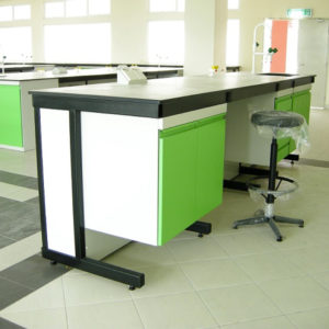 Lab Furniture and Ducted Fume Hood