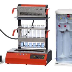 Behr-Labor behrotest® Kjeldahl Complete System, BASIC