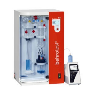 steam distiller S5